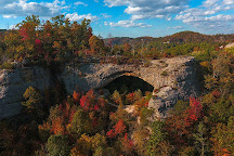 Natural Arch Scenic Area, Parkers Lake, United States