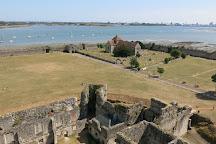 Portchester Castle, Portchester, United Kingdom