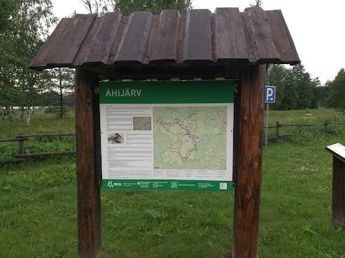 Karula rahvuspargi külastuskeskus
