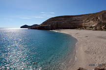 Playa El Corral, Carboneras, Spain