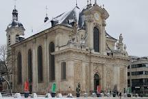 Eglise Saint-Sebastien, Nancy, France