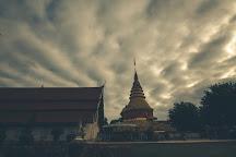 Wat Phra Tat Chom Ping, Lampang, Thailand