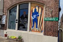 International Rock-A-Billy Hall of Fame, Jackson, United States