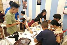 Board Game Academy & Hostel, Bangkok, Thailand