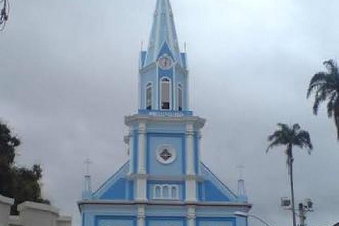 Imaculada Conceicao church, Teofilo Otoni, Brazil