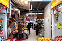 Mercato Trionfale, Rome, Italy