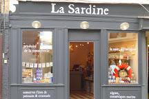 La Sardine, Saint-Valery-sur-Somme, France