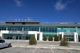 Аэропорт  Aktau SCO