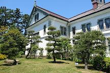 Niigata Prefectural Government Memorial Hall, Niigata, Japan