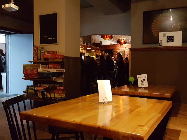 Maria's Packaged Goods and Community Bar