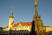 Astronomical Clock, Olomouc, Czech Republic