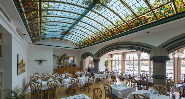 FELDSCHLÖSSCHEN AM RHEIN - Libanesische Spezalitäten und gutbürgerliche Schweizer Küche