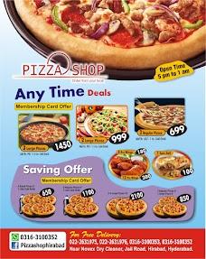 Pizza Shop Hirabad hyderabad - Pakistan Places