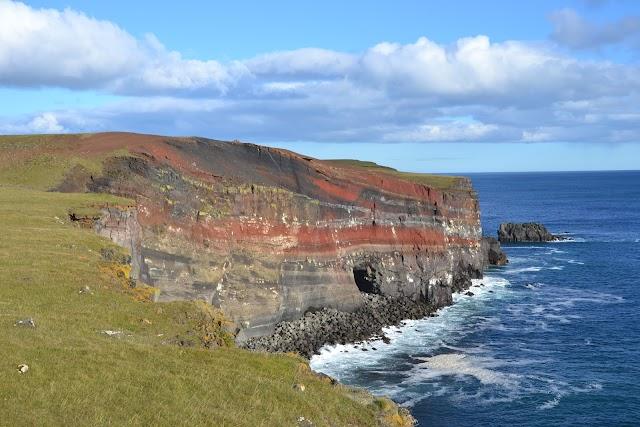 Krisuvikurberg Cliffs
