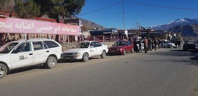 ایستگاه وسایط پروان کاپیسا کابل