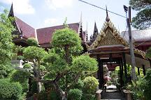 Wat Jula Manee, Amphawa, Thailand