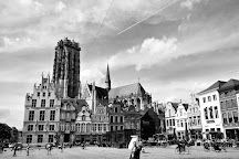 Saint Rumbold's Cathedral, Mechelen, Belgium