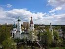 Церковь Иконы Божией Матери Боголюбская, Акуловское шоссе, дом 2 на фото Пушкина