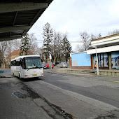 Автобусная станция   Tapolca Autóbusz Állomás