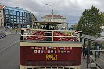 Big Bus Tours, Budapest, Hungary