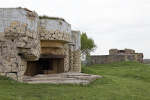 La Batterie d'Azeville (Azeville gun battery), Azeville, France