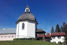 Silent Night Chapel (Stille Nacht Kapelle), Oberndorf bei Salzburg, Austria