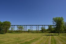 Hi-Line Railroad Bridge / Chautauqua Park, Valley City, United States