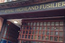 Regimental Museum of the Royal Highland Fusiliers, Glasgow, United Kingdom
