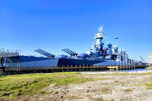 Battleship North Carolina, Wilmington, United States