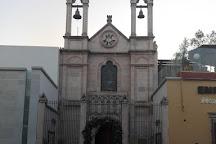 Templo Expiatorio Ave Maria, Aguascalientes, Mexico