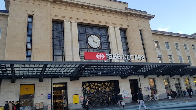 Gare Cornavin