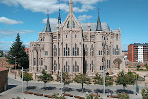 Palacio De Gaudi, Astorga, Spain