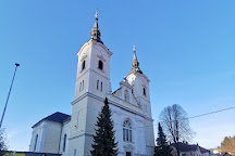 St. Martin's Church - Žiri, Žiri, Slovenia