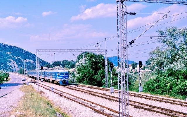Virpazar Train Station