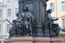 Friedrich August II Monument, Dresden, Germany