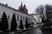Savvino-Storozhevsky Monastery, Zvenigorod, Russia