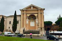 Scala Santa and Chapel of San Lorenzo, Rome, Italy