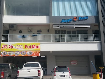 Happy Dart Pub, Sabah, Malaysia