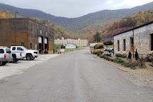 Historic Brushy Mountain State Penitentiary, Petros, United States