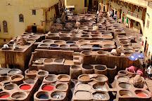 Chouara Tannery, Fes, Morocco