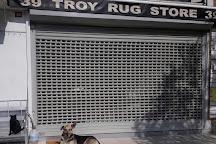 TROY Rug Store, Istanbul, Turkey