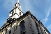 St Giles-in-the-Fields Church, London, United Kingdom