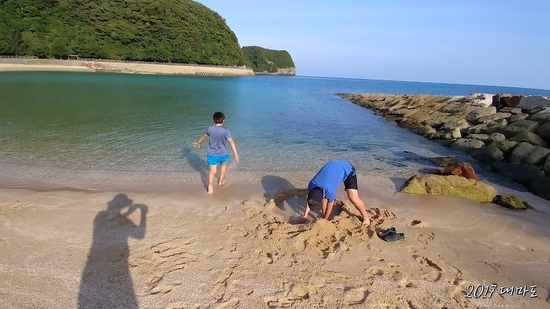 美津島町海水浴場