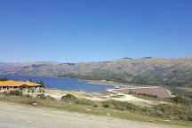 Corani Lake, Cochabamba, Bolivia