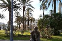 Plaza del Ayuntamiento, Cartagena, Spain