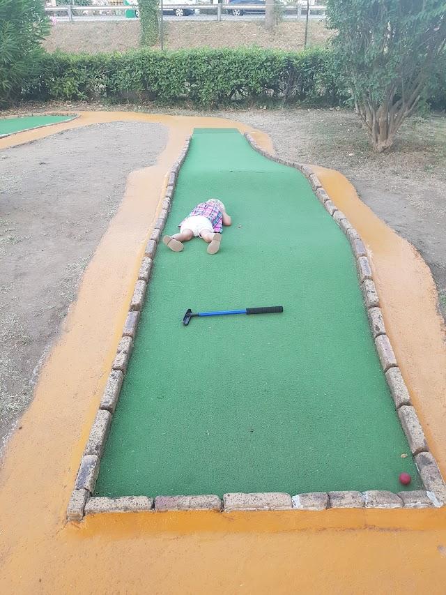 Mini Golf de le Palmeraie