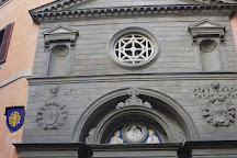 Chiesa di Sant'Ivo dei Bretoni, Rome, Italy