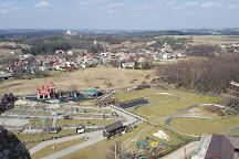 Park - Ogrodzieniec, Podzamcze, Poland