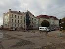 Здание военного суда Тильзита на фото Советска