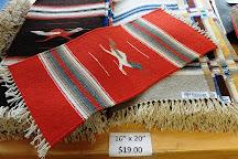 Ortega's Weaving Shop, Chimayo, United States